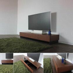 180TVボードロータイプTVBテレビボードテレビ台ローボード「Reyly(レイリー)」180cm幅国産2色対応送料無料