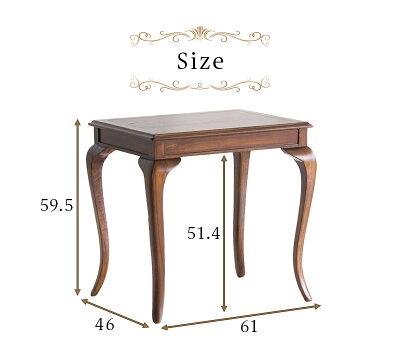 美しい木目、存在感のあるアンティーク風ダイニングテーブル猫脚ネコ脚テーブル茶ブラウン/木製/薄型/通販/送料無料【送料込み】新生活