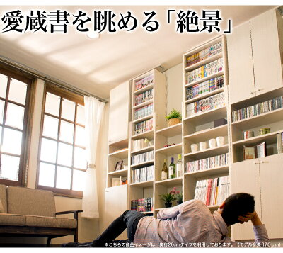 本棚つっぱり本棚書棚つっぱり書棚突っ張り本棚突っ張り書棚壁面収納耐震本棚耐震書棚耐震