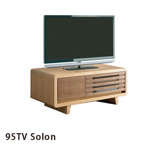 AV収納ソロン95TVボード