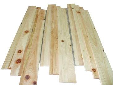 【送料無料】長さ・幅・厚みそろっています。国産ヒノキ板材 工作 DIY リノベーション 香り パレットベッド自作 芯材 建築下地 野地板 補修