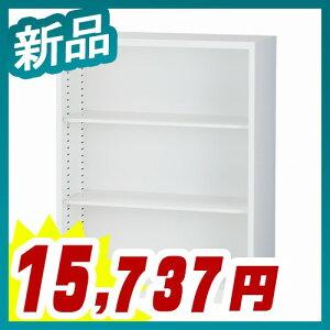【新品】【オフィス家具】【送料無料】【お勧め商品】A4対応オープン書庫オープン書庫ベース一体型下置き用W880xD380xH1110【ALZ-K34】