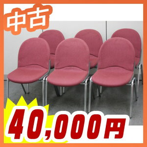ミーティングチェア6脚セット会議椅子会議イススタッキングチェア【コクヨ製:フレキシオンチェアシリーズ】【CY-M1K30】【】【セット】【オフィス家具】【6脚セット】