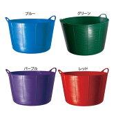 【タブトラックス ンドリーバスケット】タブトラッグス XL【収納ボックス おもちゃ入れ バスケット ゴミ箱 衣装ケース】 5606001・ブルー・グリーン・パープル・レッド【D】
