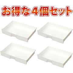 ★4個セット★カラーボックス 引き出し 縦置き用パーツ DIY アイリスオーヤマ【CXH-38…