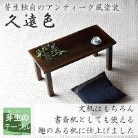 机(文机)・国産・自社製品・アンティーク・和風家具