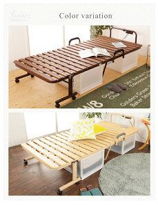 すのこベッドシングル折りたたみベッドバインダル2折りたたみすのこベッドハイタイプ樹脂製すのこベッドVindar2ベージュコンセント付き折りたたみベット防カビ湿気対策簡易ベッド折り畳みベッド高さ35cmシングルベッド1人暮らし[byおすすめ]