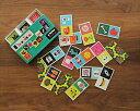 OMM-design(オーエムエム・デザイン)ドミノ 男の子 女の子 4歳 5歳 6歳 7歳 4才 5才 6才 7才 スウェーデン 北欧 ゲーム 子ども 子供 こども カード 連想 イラスト 家族 友達 パーティー プレゼント