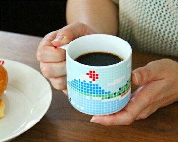 essence(エッセンス)フジヤママグカップ(木箱入り)Porcelains 富士山 マグ【 波佐見焼 / はさみやき】   陶器 ベビー食器 グッズ 子供