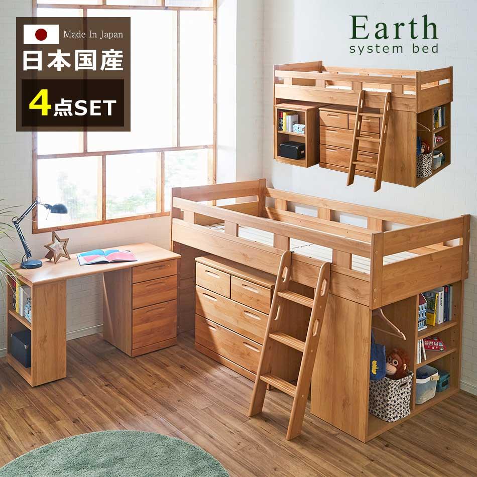 kaguone  라쿠텐 일본: 아울렛 재고 처분 전시품 신품 로프트 침대 ...