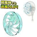 快風!強マリーナ YA-U28(BL) 扇風機 アタッチメント つよまりーな 強まりーな サーキュレーター 換気 山善/YAMAZEN/ヤマゼン