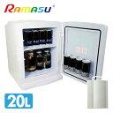 RAMASU(ラマス) ポータブル 温冷庫 20L AC D...