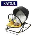 カトージ(KATOJI) ママコラボバウンサー コンパクト新生児から体重15kg (3歳頃) 036 ...
