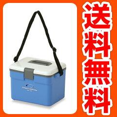 【レビューでポイント2倍】 【送料無料】スーパークールボックス(8L)CC8L ホワイト/スカイブル...