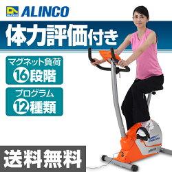 ALINCO(アルインコ)プログラムバイク6112AFB6112