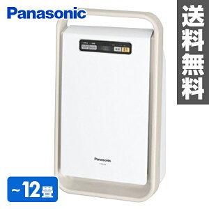 パナソニック(Panasonic) 空気清浄機 12畳まで F-PDK30-C ミルキーベージ…