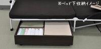 『ベッド下収納ラック』(単品)幅80cm奥行き50cm高さ20cm送料無料/キャスター付きの木製ベッド下収納ボックス(ベッド下収納ボックス/ベッド下収納ラック)シンプルなキャスター付き隙間収納(すきま収納/すき間収納