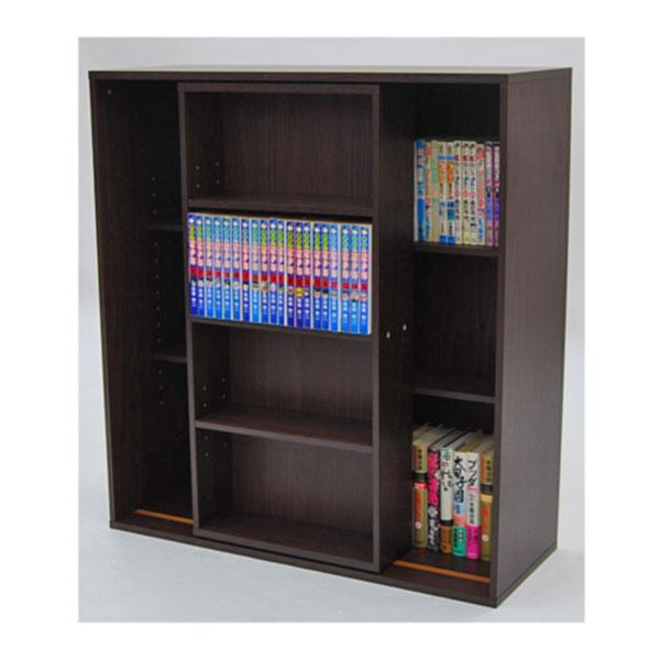 本棚・ラック・カラーボックス, 本棚  80cm 30cm 87cm DVD CD