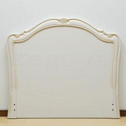 カンティーニュシングルベッド(B−11BOX付スタンダード)2Colorアンティーク&ホワイト【卸】
