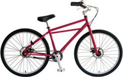 自転車・サイクリング, ビーチクルーザー 40.0kgINZIST BICYCLE 26 SS SS-PK