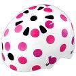 bikke キッズヘルメット ドット(ピンク) CHBH4652-WP1 P5785 ブリヂストン お取り寄せ【S】★