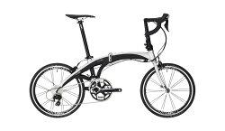 DAHON Mu Elite リキッドブラック 2017年モデル ダホン ミューエリート PDA025-17-BK  △△10【中型】★ 中型送料無料(北海道・東北・沖縄・一部地域除く) 折りたたみ自転車