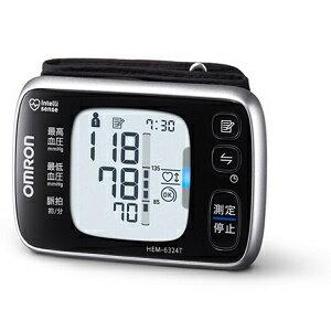 【80】即納OK HEM-6324T オムロン OMRON 手首式血圧計【楽天あんしん延長保証加入可能】【kk9n0d18p】HEM6324T