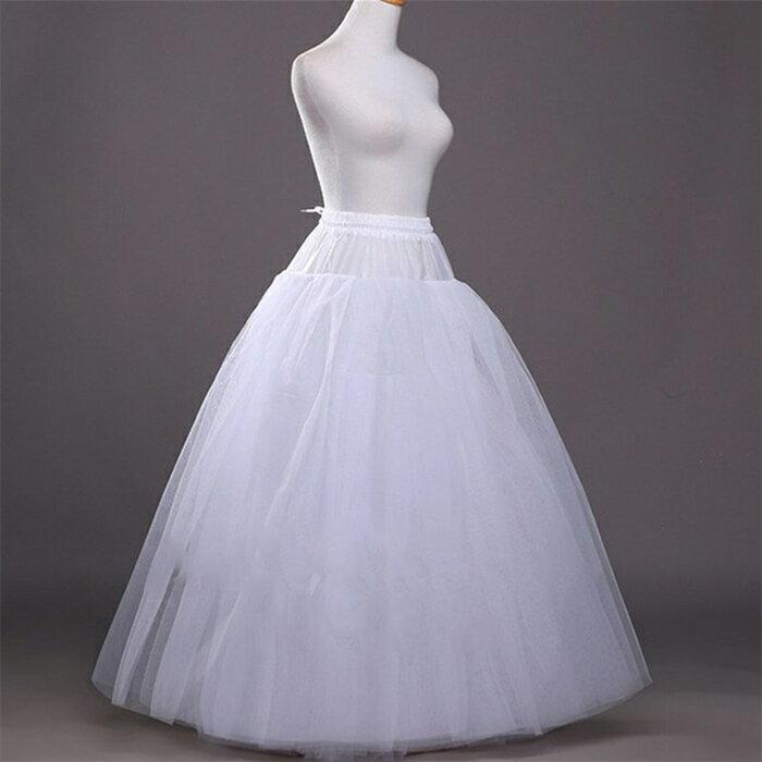 パニエ ボリューム 値段安い 品質がいい 上品 ウエディング パニエ 大人 白 ブライダル ウエディング小物 結婚式 コスプレ ニ次会 パーティー 大人ドレス用 ワイヤーなし チュール パニエ ロング ホワイト