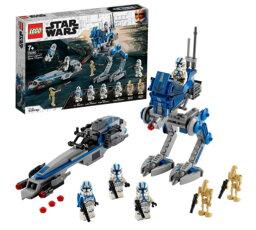 レゴ(LEGO) スター・ウォーズ クローン・トルーパー 501部隊 75280
