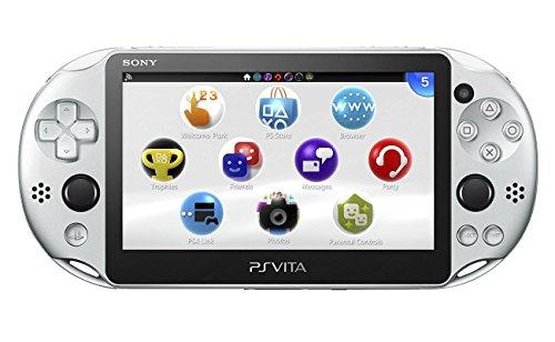 PlayStationVitaWi-Fiモデルシルバー(PCH-2000ZA25)