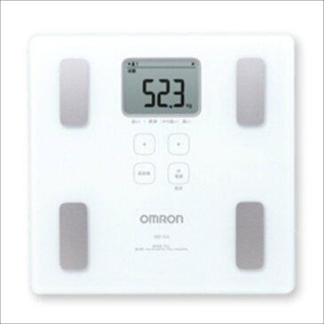 オムロン 体重体組成計(両足測定タイプ) 製品型番:HBF-214-W
