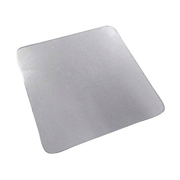 冷蔵庫による床のキズ、凹み、使用汚れを防ぐ 冷蔵庫キズ防止マット Sサイズ 日晴金属 KM-S【あす楽】