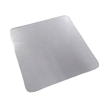 冷蔵庫による床のキズ、凹み、使用汚れを防ぐ 冷蔵庫キズ防止マット Lサイズ 日晴金属 KM-L【あす楽】