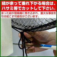 カースル大型扇風機用巻き込み防止ネットA600-1N[適用:羽根径50cm以下]