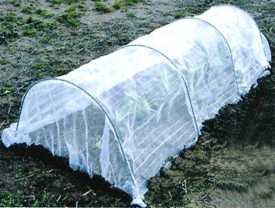 【送料無料】支柱とカバーが一体だから、広げて土中に差し込むだけ![菜園 園芸 家庭菜園 ガー...