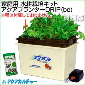 【送料無料】活性水が植物を元気に!新鮮・手軽に野菜づくり!水耕栽培キット アクアプランター...