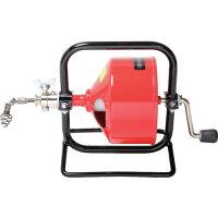 ヤスダ排水管掃除機F3型スタンド型F3106【DIY工具TRUSCO】【おしゃれおすすめ】[CB99]