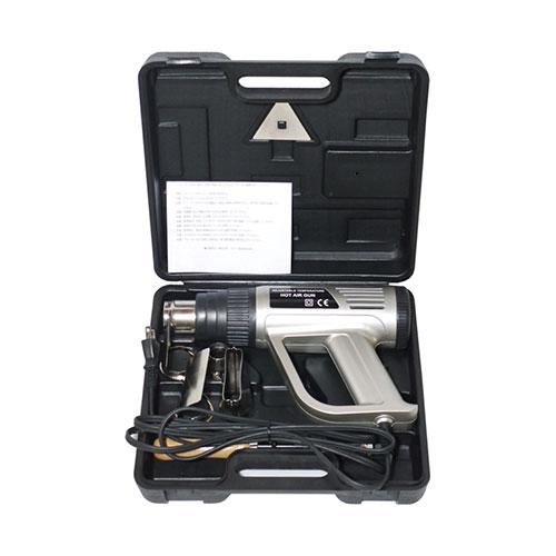 イリイヒーティングガン1500WTR-070HG T070電動工具ヒートガンホットガン塗装乾燥フィルムチューブ収縮あらゆる加熱作
