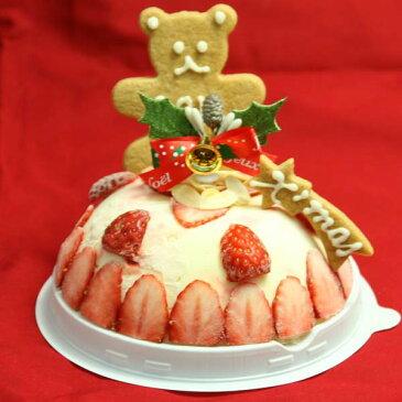 苺のミルフィーユ クリスマスアイスケーキ4号 クリスマスケーキ2人 クリスマスケーキ2018 クリスマスケーキ予約