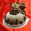☆2015クリスマスアイスケーキ…チョコレートアイスケーキ【グルメ201512_スイーツ・お菓子】