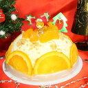 ☆ちょっと大人のメリークリスマス…グランマルニエ(オレンジ)アイスケーキ