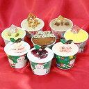 ☆8種類のアイスケーキをお楽しみ下さい…2015クリスマスアイスケーキカップ8個入り【楽ギフ_包...