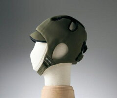 ナビス保護帽(アボネットガードC)幼児サイズブラック8-6512-04