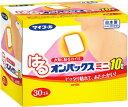 【あわせ買い2999円以上で送料無料】エステー はるオンパックス 貼るカイロ ミニ 30個入 日本製