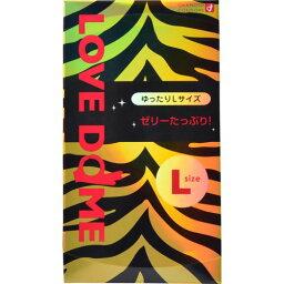 【あわせ買い2999円以上で送料無料】【オカモト】ラブドーム タイガー ゆったりLサイズ 12個入り(コンドーム)