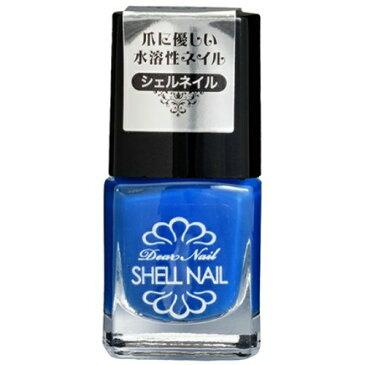 【送料無料】 SHELL NAIL シェルネイル SN−1 爪に優しい水溶性ネイル 5ml×72個セット (4582400839023)