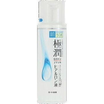 【送料無料】ロート製薬 肌ラボ 極潤ヒアルロン液 170ml×48個セット