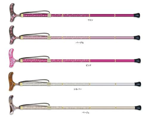 Folding canes kainos t-per flower KOMON