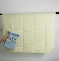 【日本製】大人用防水シーツ(90cm×145cm)完全防水/尿モレ対策【32051】