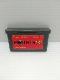 【中古】 GBA MOTHER1+2※ソフトのみ レトロソフト 【ゲーム】【鳥取店】